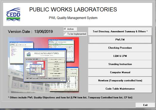 Public Works Laboratories